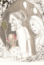 Watercolor Drawing 2010