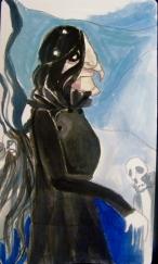 Acrylic on Paper 2013